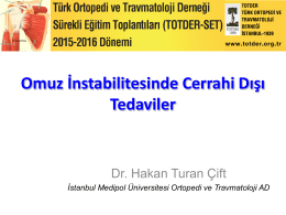 Dr. Hakan Turan Çift