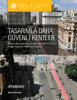 tasarımla daha güvenli kentler