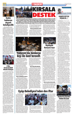 BASKENT 10.indd - baskent gazetesi