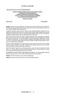 Basın İlan Kurumu Teşkiline Dair 195 Sayılı Kanun