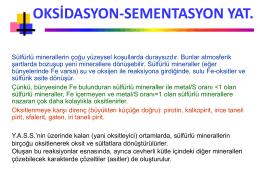 13 Hafta-oksidasyon-sementasyon-yatakları-2016