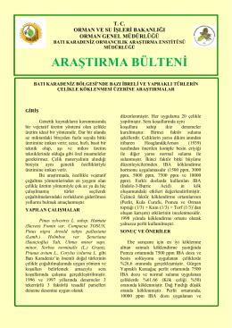 Tek Yaprağı Gör - Orman Genel Müdürlüğü