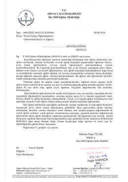 Dalttrm - Meb.gov.tr