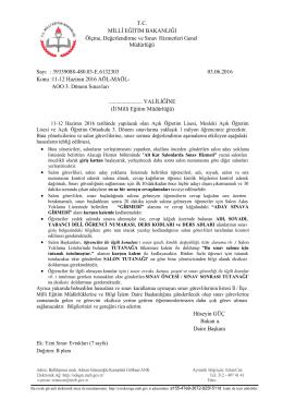 Untitled - şırnak il millî eğitim müdürlüğü
