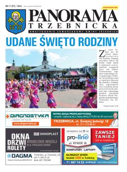 Panorama Trzebnicka 11(97)/2016