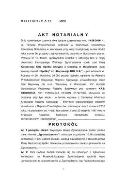 Repertorium A nr /2010