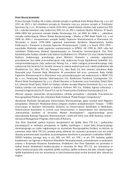 CV - Gazeta.pl