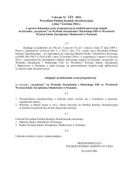 Uchwała Nr 304/2008