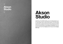 New World - Akson Studio