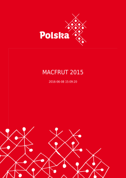 MACFRUT 2015