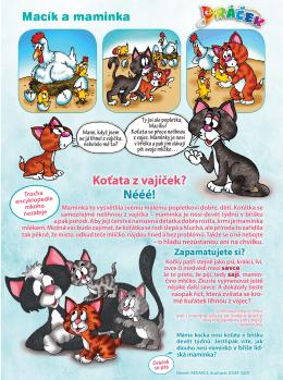 dracek-detske-casopisy-komiks-macik-a-mladatka