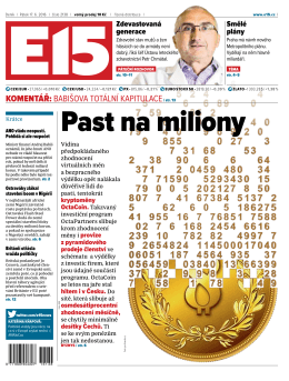 Past na miliony - czech news invest
