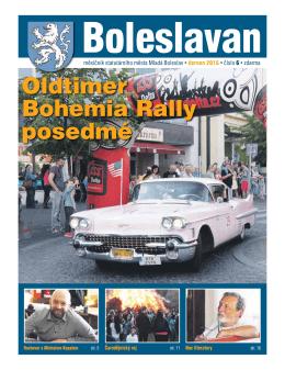 Boleslavan červen 2016