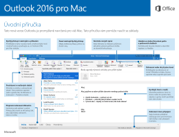 Outlook 2016 pro Mac