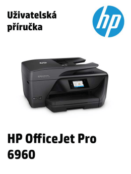HP OfficeJet Pro 6960 All-in-One series User Guide – CSWW