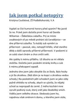 Kristýna Coufalová