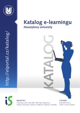 Katalog e-learningu