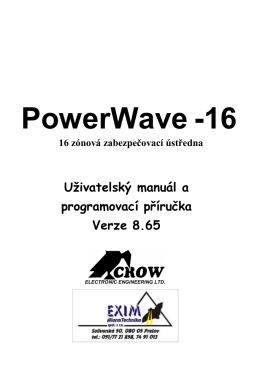 PowerWave -16