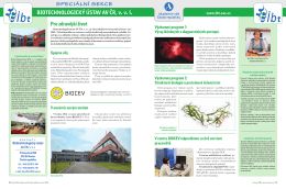 Biotechnologický ústav AV ČR