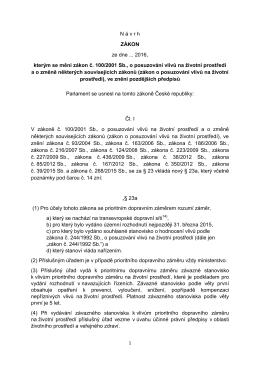 Materiál - Vláda ČR