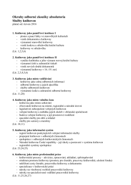 Okruhy k absolventským zkouškám platné od 2016 (formát pdf)