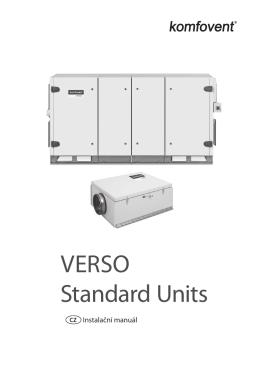 VERSO Standard Units