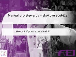 Manuál pro stewardy skokových soutěží