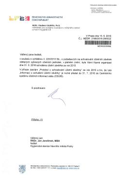 Pruvodni dopis MZ