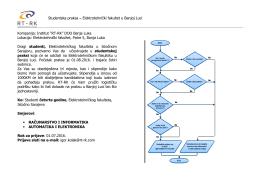 "Studentska praksa – Elektrotehnički Kompanija: Institut ""RT"