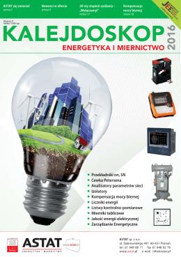 Energetyka i miernictwo