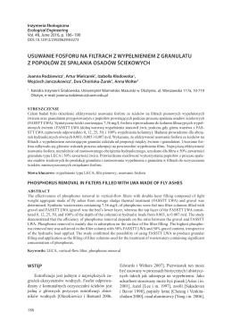 PDF, 962.59 kB - Inżynieria Ekologiczna