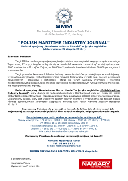polish maritime industry journal