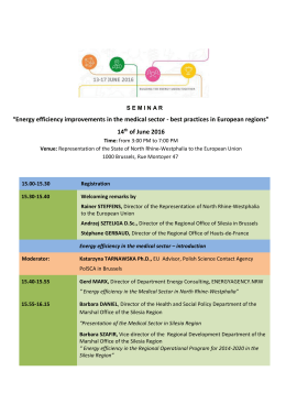 agenda 14 june 2016