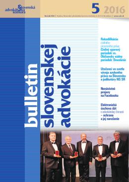 Stiahnuť - Slovenská advokátska komora