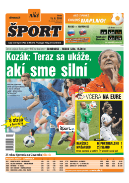 stiahnuť PDF - Šport.sk