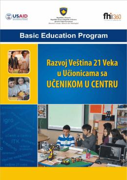 Obrazovanje 21 Veka na Kosovu