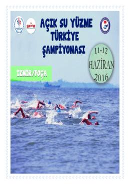 reglaman için tıklayın - Türkiye Yüzme Federasyonu