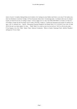 PDF O Lou Ala I Malo author Manoo Auimatagi Faasalaiai Leuo