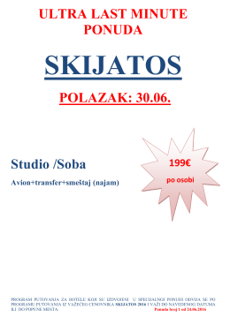 last minute skijatos 30.06.