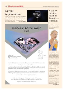 Egyedi implantátum - Dental Tribune International