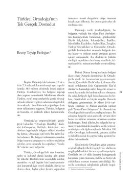 1 - Yeni Türkiye