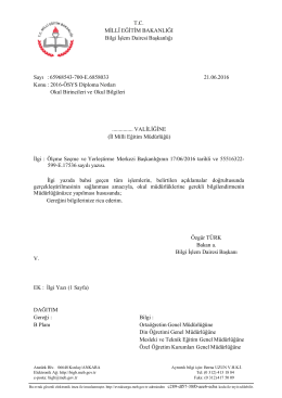 Java Printing - kilis il millî eğitim müdürlüğü