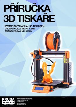 Česká Příručka 3D tiskaře