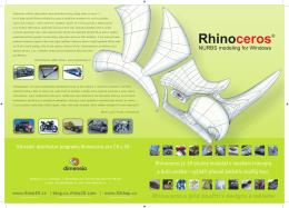 Rhinoceros - DIMENSIO sro