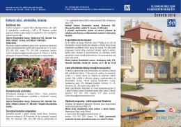 červen 2016 - Slovácké muzeum