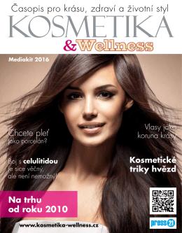 Časopis pro krásu, zdraví a životní styl