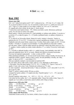 Kronika Vinary 1982-2002