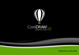 Příručka pro recenzenty CorelDRAW Graphics Suite X8