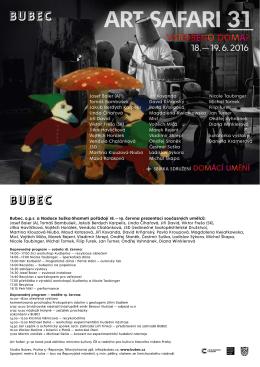 program zde - Maud Kotasová