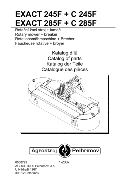 1 - Agrostroj Pelhřimov